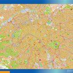 Carte Paris magnétique